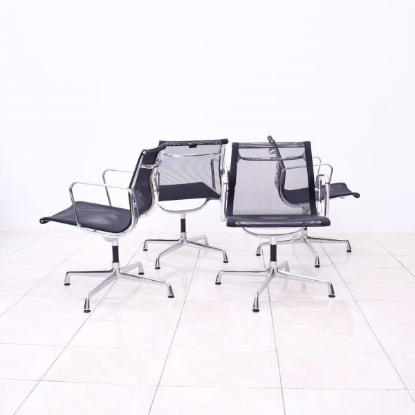Eames EA 108 Bürosessel group